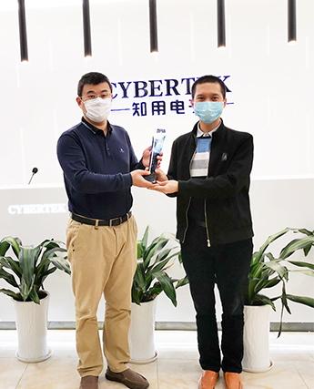 """优测荣获""""知用2019年中国区销售冠军奖"""""""