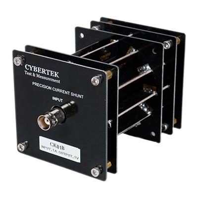 知用Cybertek CK01A/B 精密同轴分流器