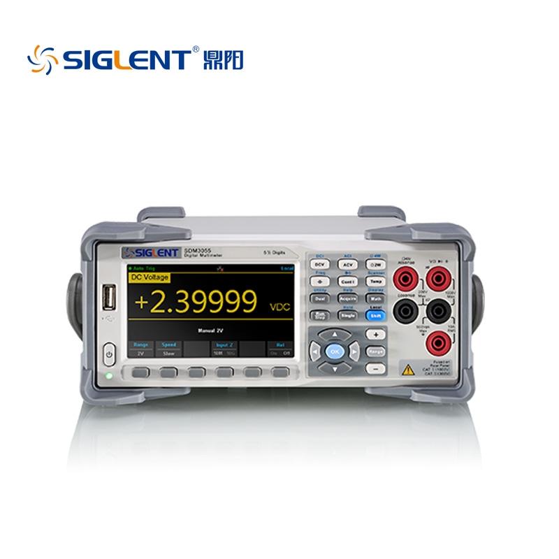 鼎阳SIGLENT SDM3055/SDM3055-SC 5½ 位数字万用表