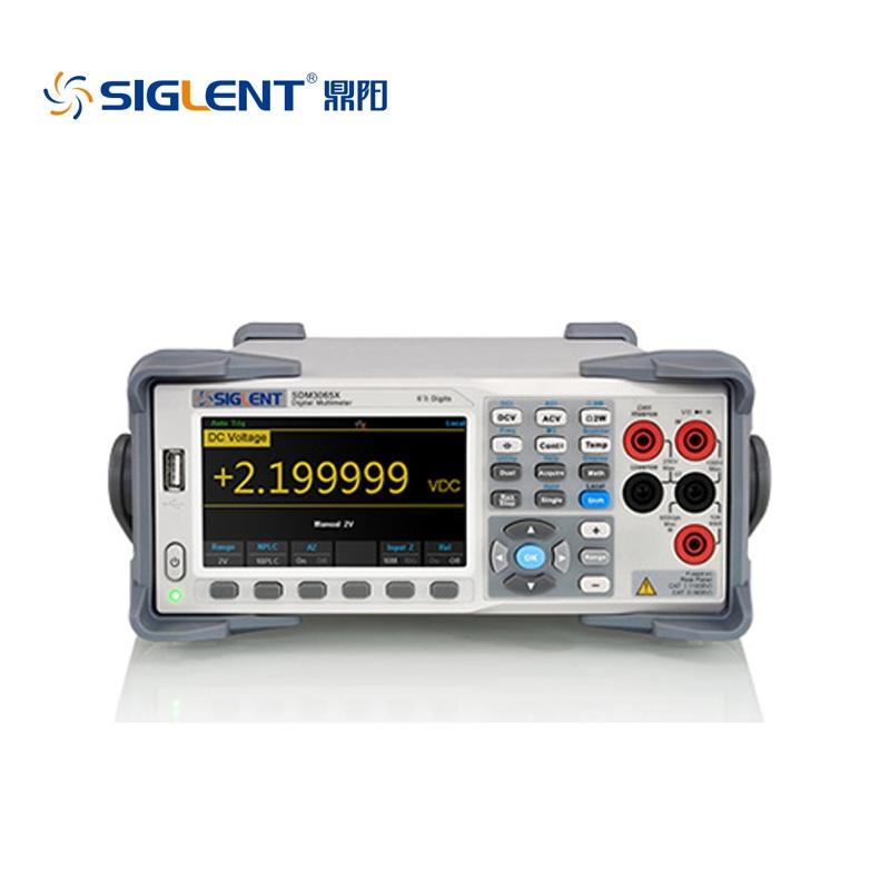 鼎阳SIGLENT SDM3065X/SDM3065X-SC6½位数字万用表