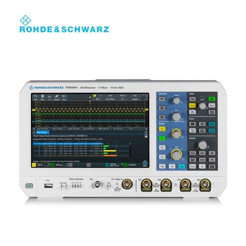 罗德与施瓦茨R&S/ RTM3000 数字示波器