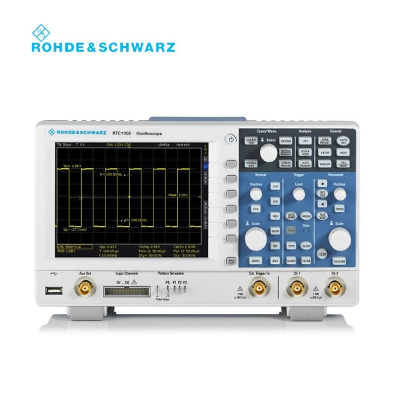 罗德与施瓦茨R&S/ RTC1000 数字示波器