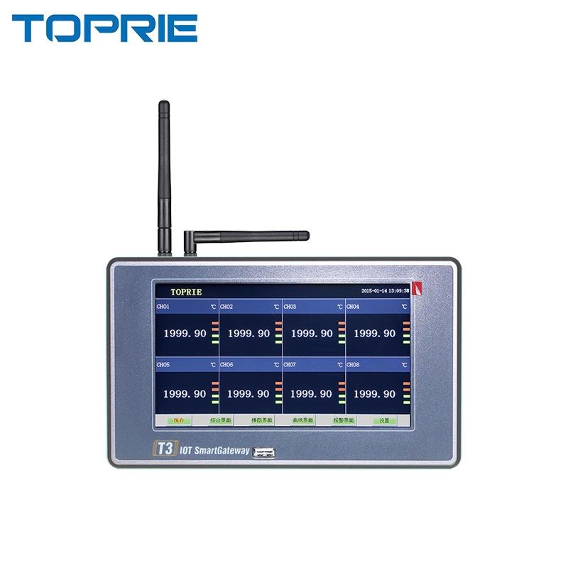拓普瑞TOPRIE/ T3无线数据记录仪