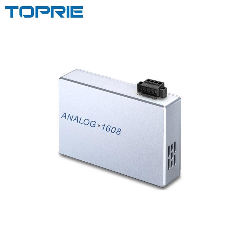 拓普瑞TOPRIE/ RS485-1608数据采集卡