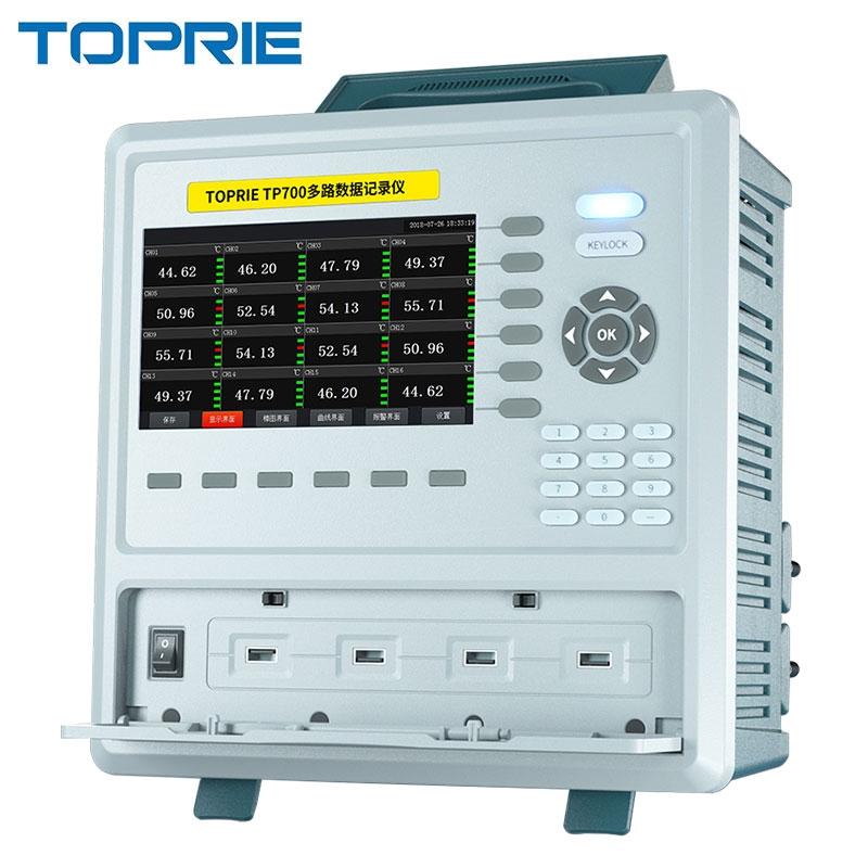 拓普瑞TOPRIE/ TP700多路数据记录仪