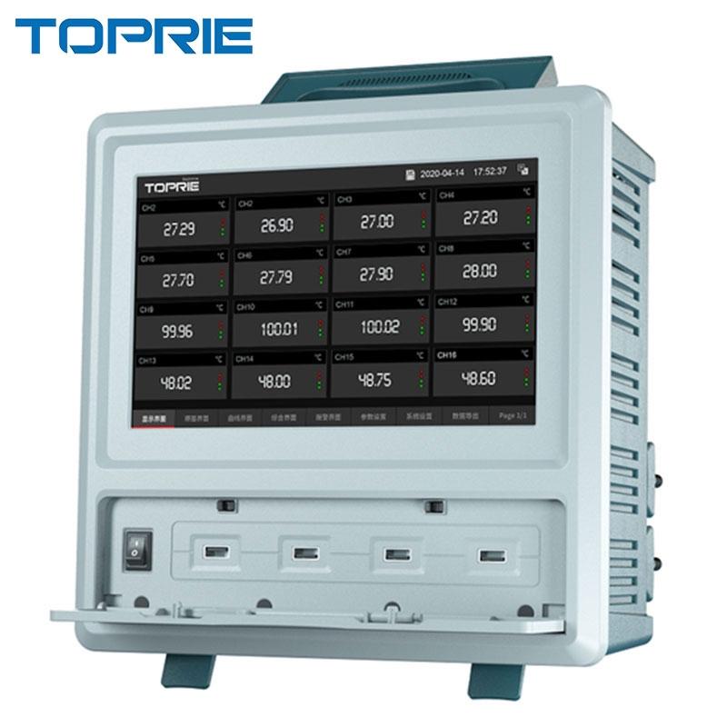 拓普瑞TOPRIE/ TP1000无纸记录仪