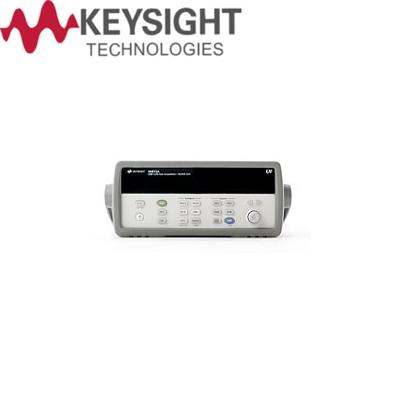 是德科技Keysight 34972A LXI 数据采集/数据记录仪开关单元
