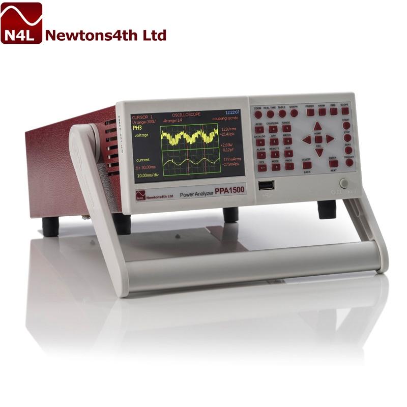 牛顿N4L/ PPA1500 功率分析仪