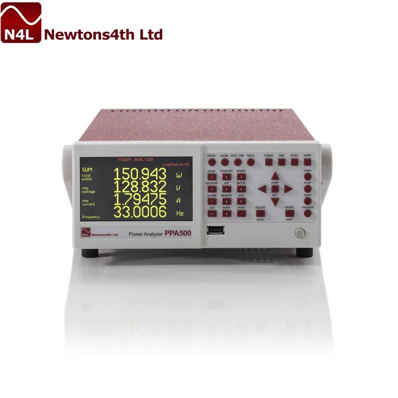 牛顿N4L/ PPA500 功率分析仪