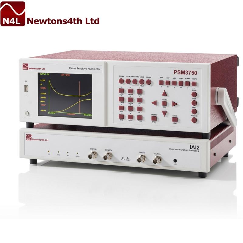 牛顿N4L/PSM3750 频率响应分析仪