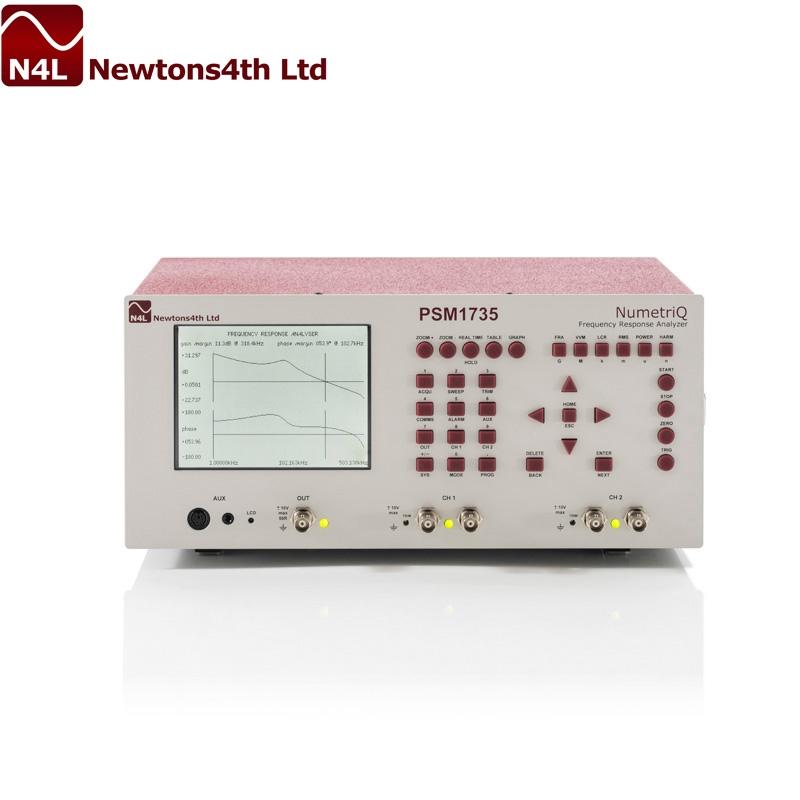 牛顿N4L/PSM1735 频率响应分析仪