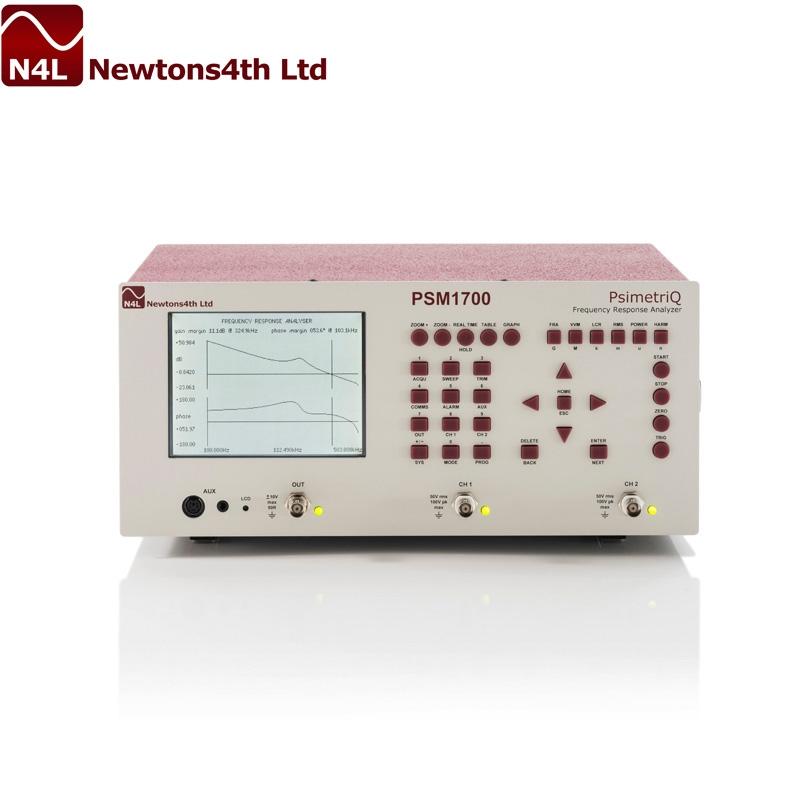 牛顿N4L/PSM1700 频率响应分析仪