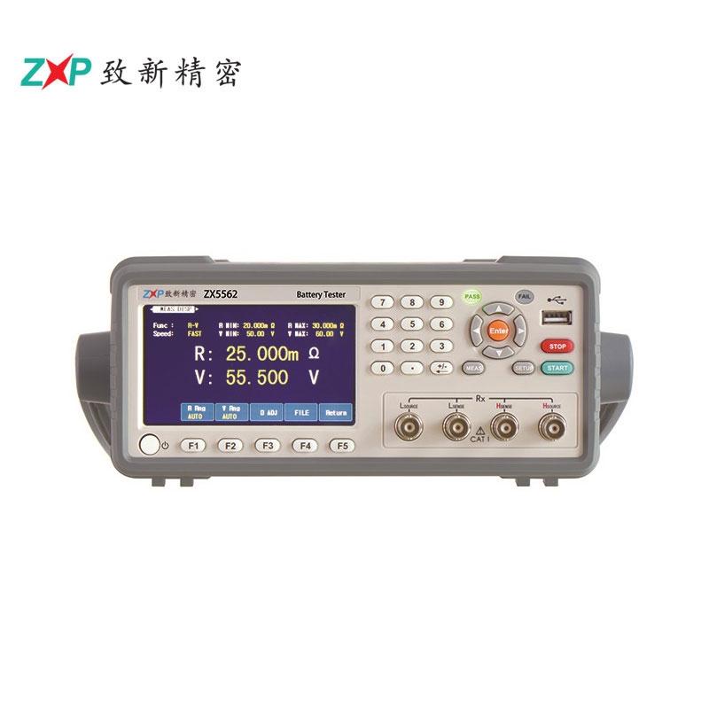 致新精密ZXP  ZX5562 精密电池内阻测试仪