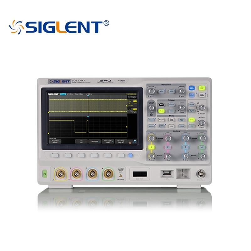鼎阳SIGLENT SDS2000X系列 超级荧光示波器