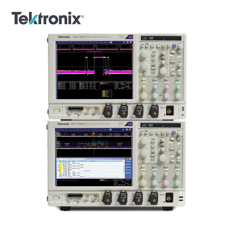 泰克Tektronix MSO/DPO70000 混合信号示波器