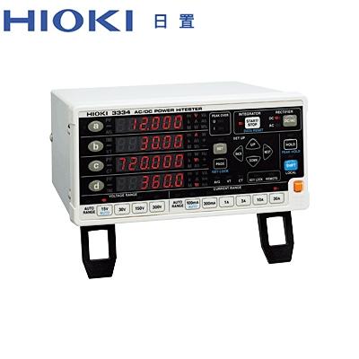 日置HIOKI 3334 交直流单相功率计