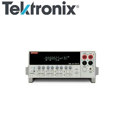 泰克Tektronix Keithley 2000 系列:配有扫描功能的 6½ 位万用表