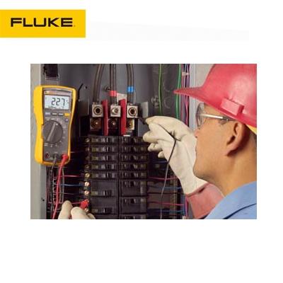 福禄克Fluke117C 非接触式电压测量万用表