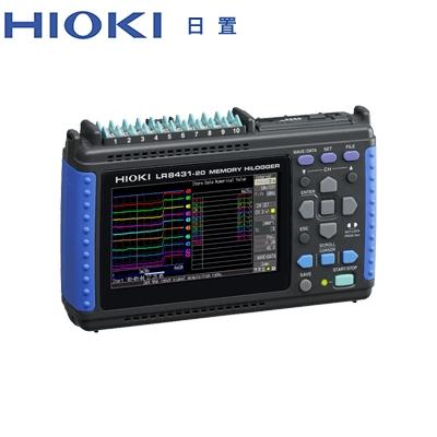日置HIOKI  LR8431-30 数据采集仪