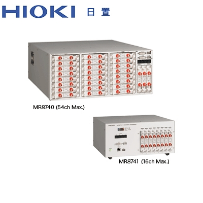 日置HIOKI  MR8740/MR8741 存储记录仪