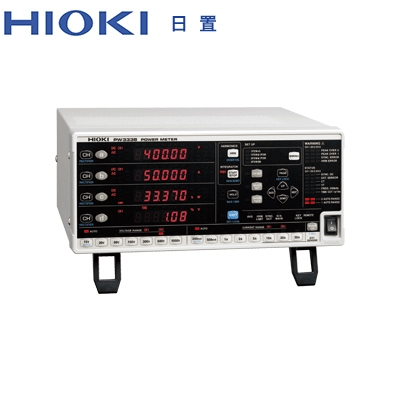 日置HIOKI  PW3336 功率计