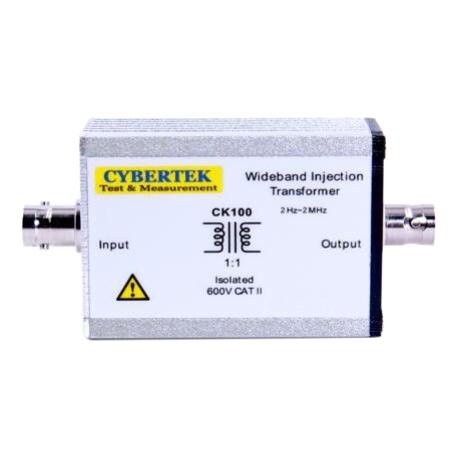 知用Cybertek  CK100 宽带注入变压器 2Hz-2MHz