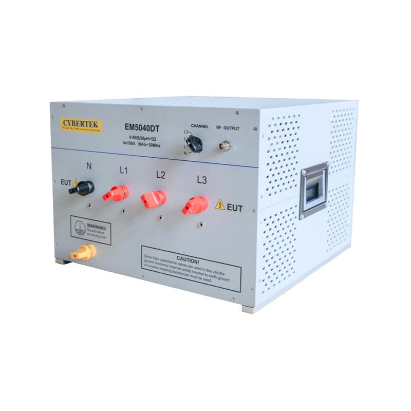 知用Cybertek EM5040DT 三相人工电源网络LISN
