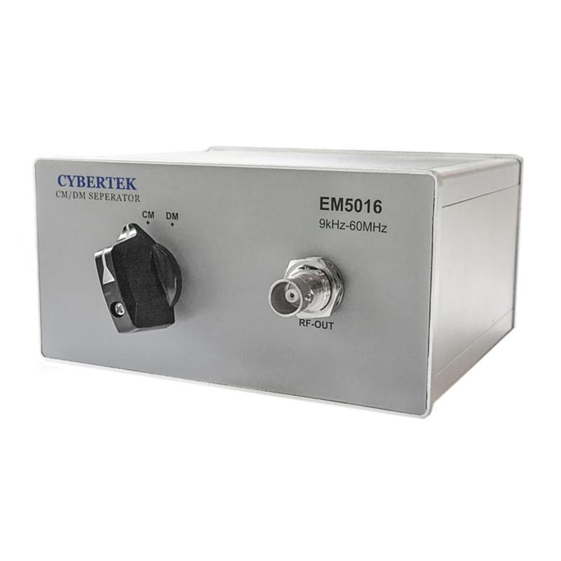 知用Cybertek EM5016 共差模分离器