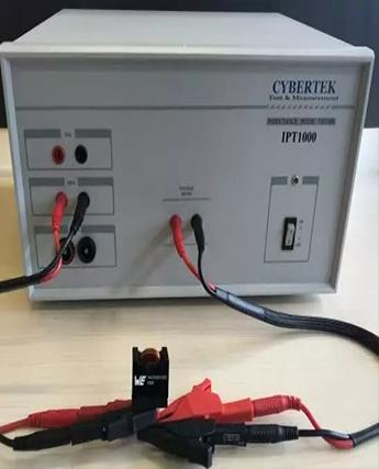 基于测量电流变化率di/dt的大功率电感测试方法