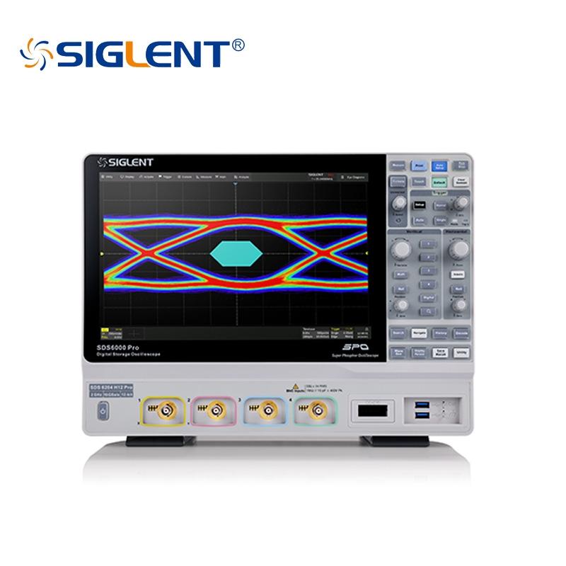鼎阳SIGLENT SDS6000Pro系列高分辨率数字示波器