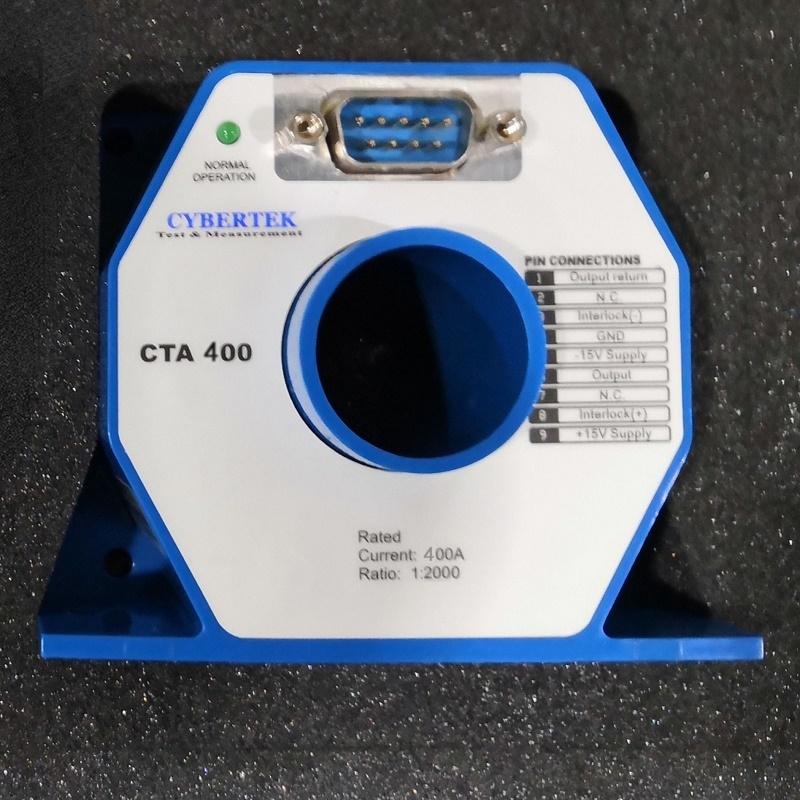 知用Cybertek CTA400 高精度电流互感器
