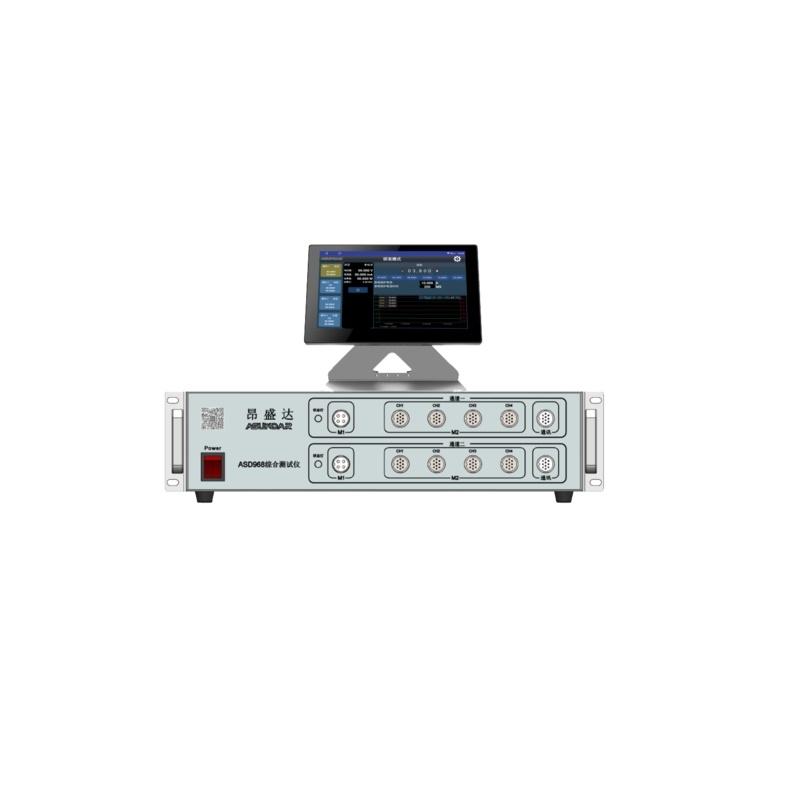 昂盛达ASUNDAR  ASD968双路快充移动电源测试设备