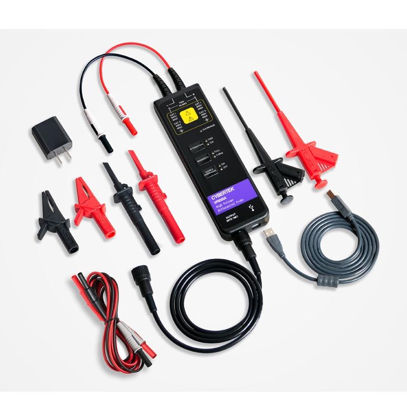 知用Cybertek VP5065A高压差分探头700V 70MHz