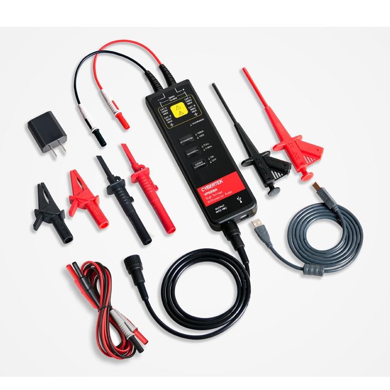 知用Cybertek  VP5000系列高压差分探头700-7000V