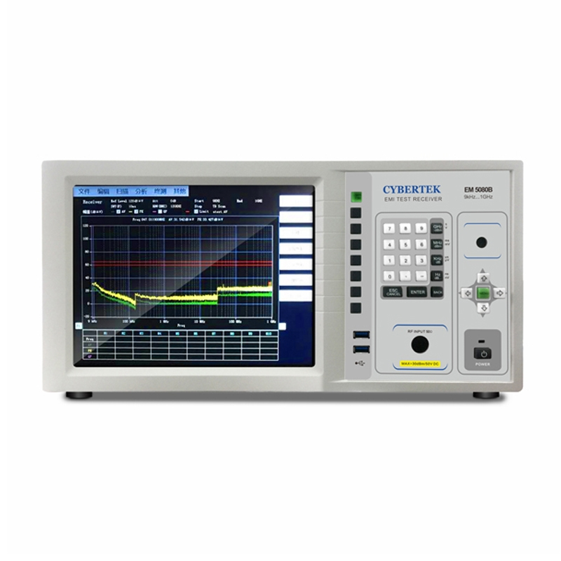 知用Cybertek EM5080B EMI测试接收机9k~1GHz
