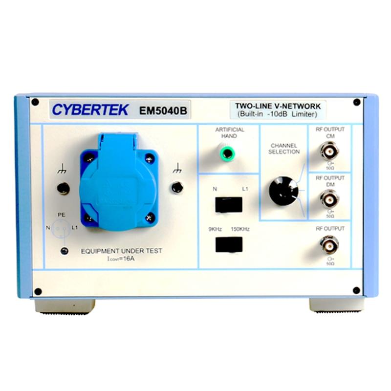 知用Cybertek EM5040B 单相人工电源网络LISN