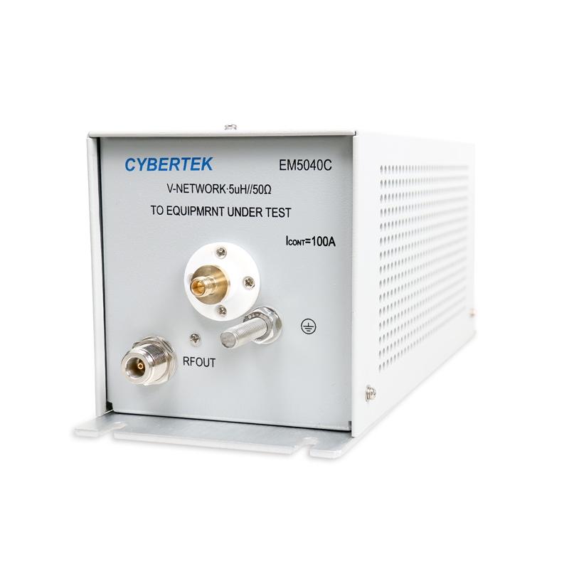 知用Cybertek EM5040C 单相人工电源网络LISN