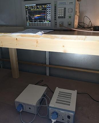 电灯传导测试案例