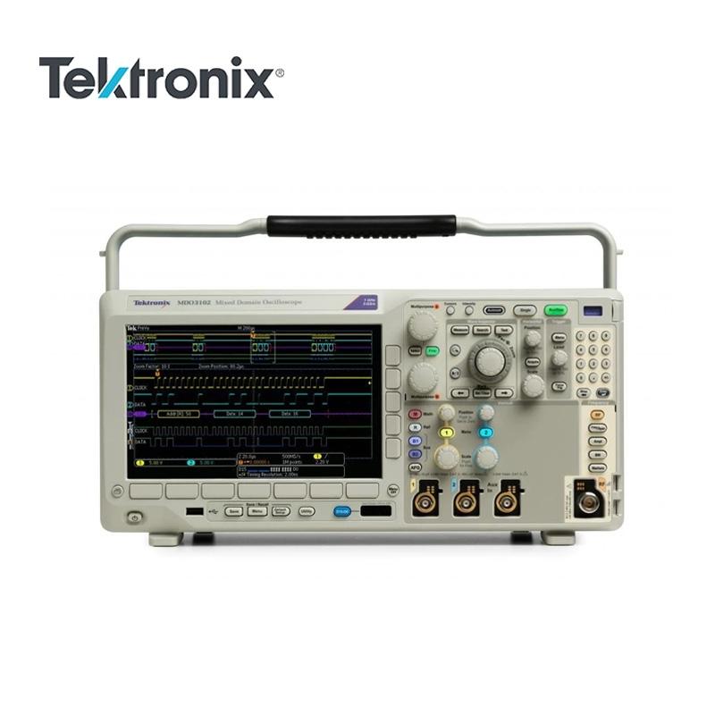 泰克Tektronix MDO3000 混合域示波器