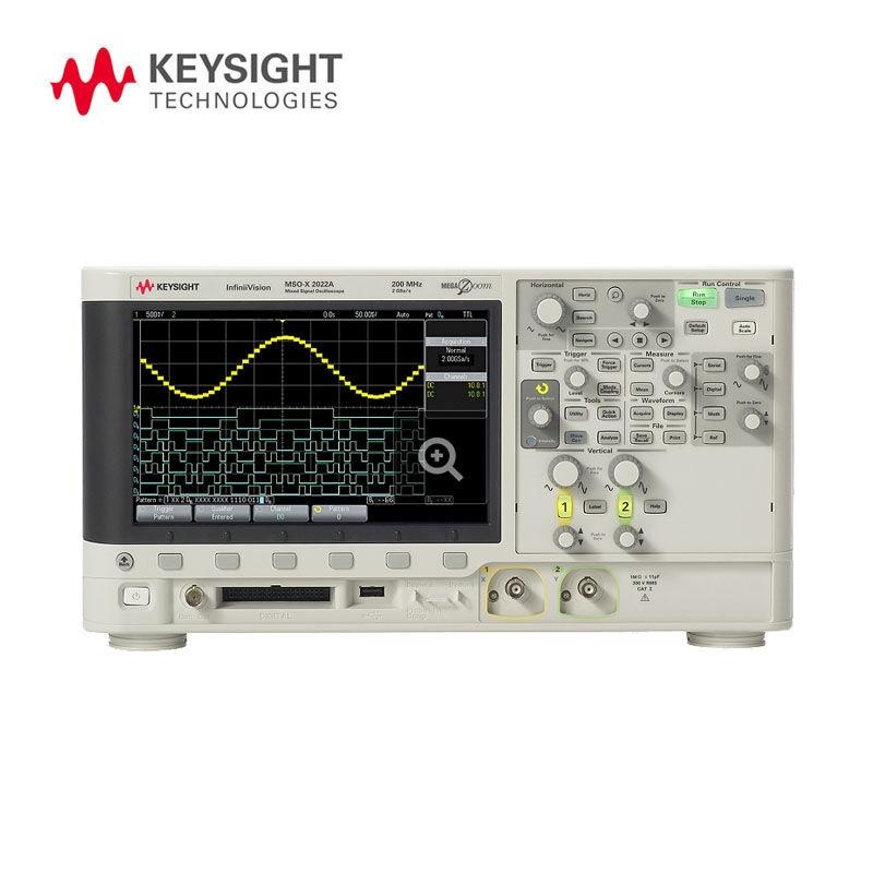 是德科技Keysight InfiniiVision 2000X 系列示波器