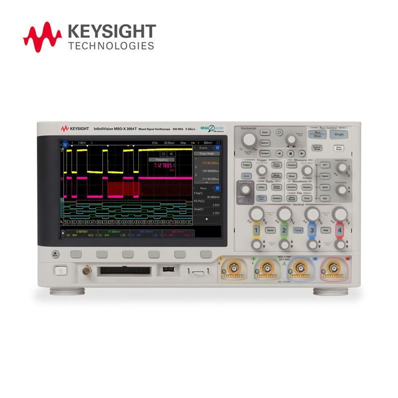 是德科技Keysight 3000T X 系列示波器