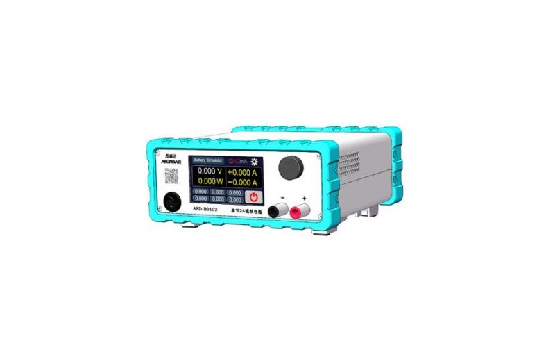 昂盛达ASUNDAR ASD-B0102 单节2A模拟电池(停产)