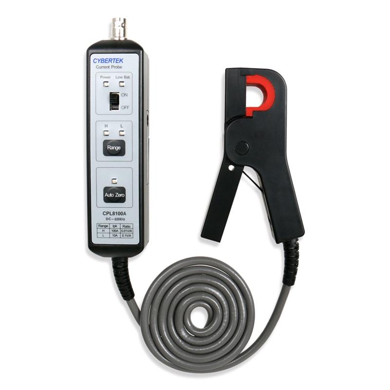 知用Cybertek  CPL8100A 低频交直流电流探头 100A/600KHz