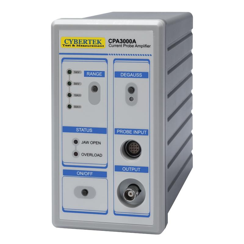 知用Cybertek CPA3000A电流探头放大器(CP3030放大器)