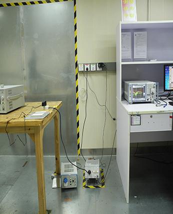 适配器传导实测对比和接收机校准报告