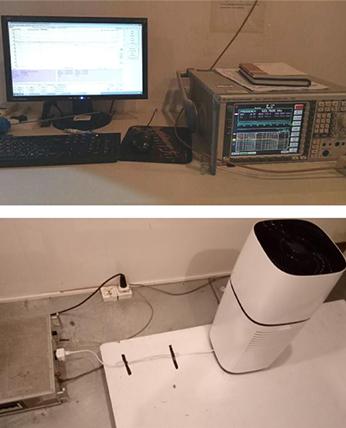 空气净化器传导骚扰(EMI)测量系统